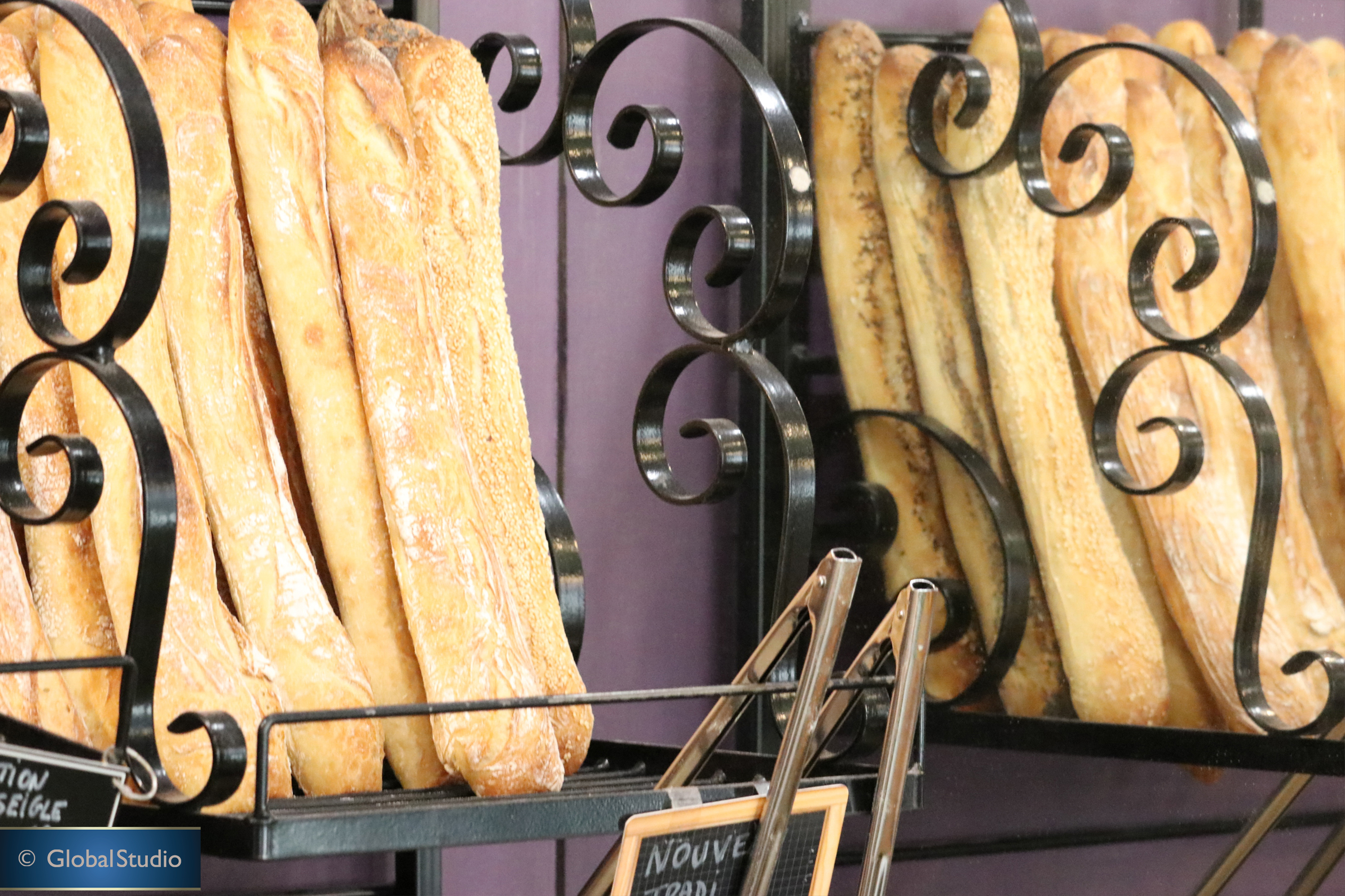 Paris - Baguettes-c-Global-Studio-Michael-K-Reynolds