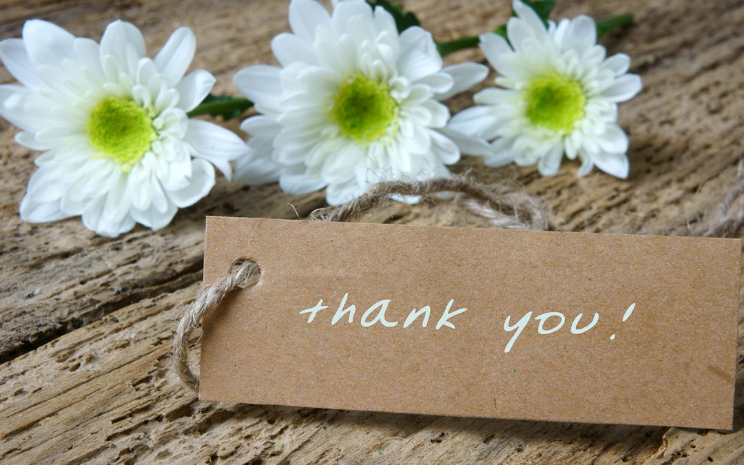 The Easiest Way To Thank God